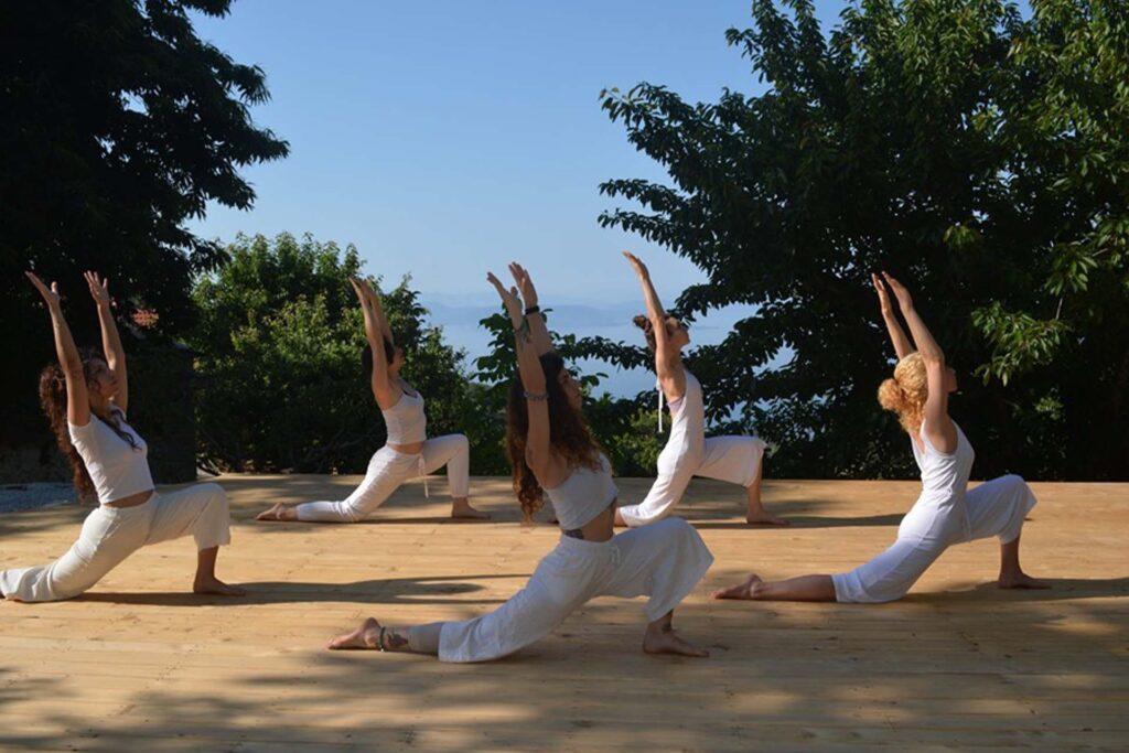 Pelion Homes Yoga Retreat