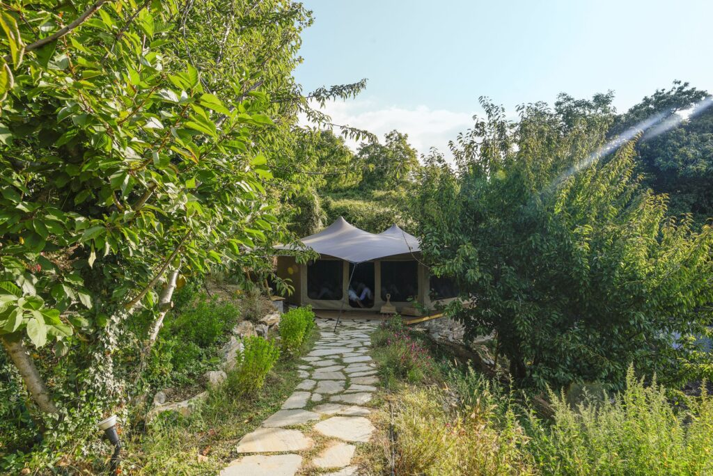 Pelion Homes Greek Yoga Retreat