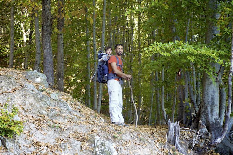 Trekking in Pelion
