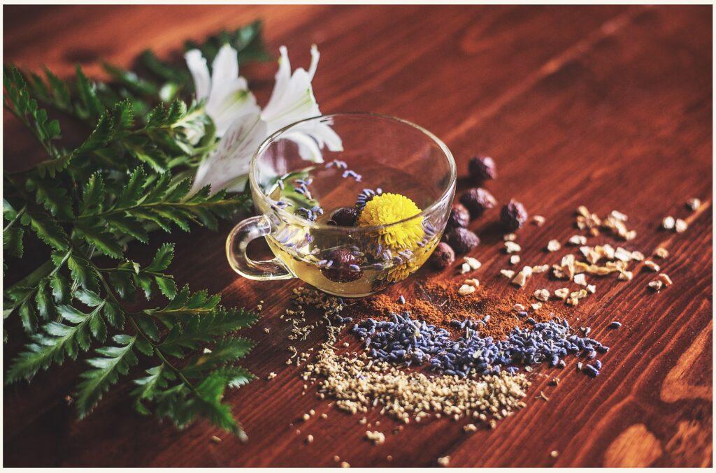 Pelion Homes herbs